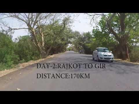 Bike Trip To Gir National Park
