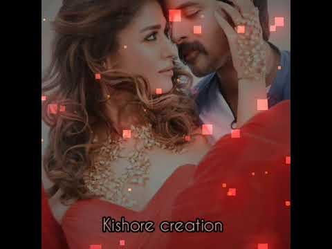 ❤Uyir Vidum Varai Unnodudhan💕💖iraiva Song Velaikkaran Movie Whatsap Status Video