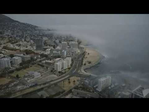 Cape Town by Drone - A Short Short Film