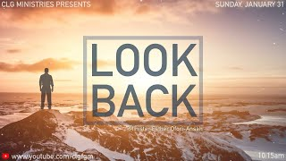 Look Back, Minister Esther Ofori-Ansah, January 31, 2021