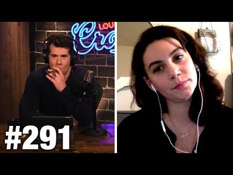 DEBATE: Feminist Asks Crowder to Check Privilege (Maria Del Russo Uncut) | Louder With Crowder