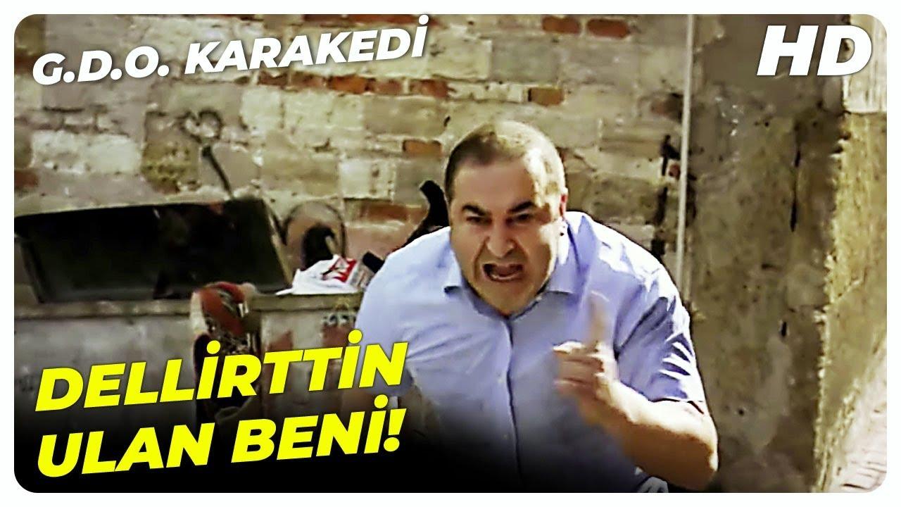 Delirttiniz Lan Beni | G.D.O. Karakedi Şafak Sezer Komedi Filmi