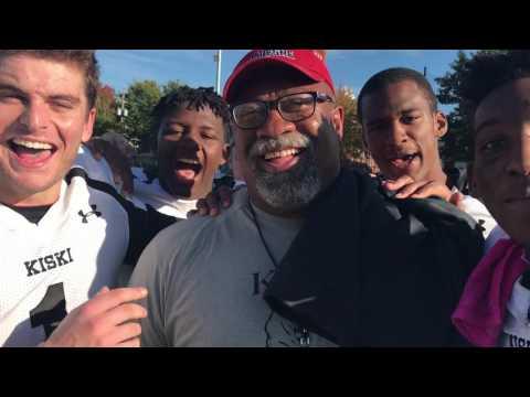 Kiski School Head Football Coach James Perry