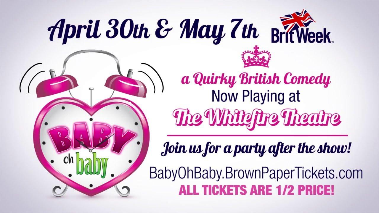 Baby Oh Baby at Britweek