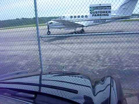 BLACK-JACKK,TAKIN A TEST RIDE ON PRIVATE JET