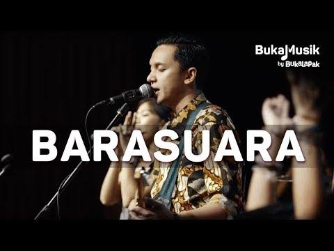 Barasuara Live Performance | BukaMusik 2.0