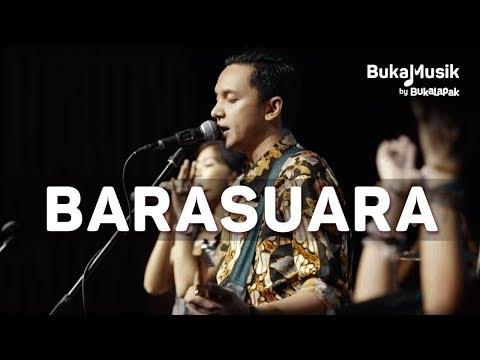 Barasuara | BukaMusik 2.0