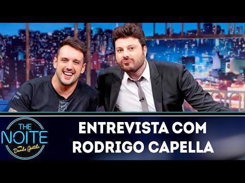 Entrevista com Rodrigo Capella  The Noite 080419