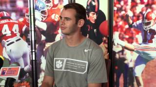Clemson Q&A: Hunter Renfrow on his early impact