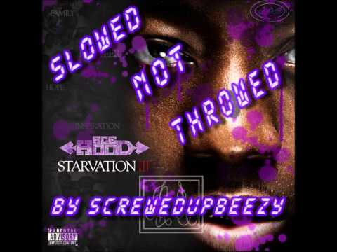 Ace Hood-Buss Guns ft. Movado (slowed not throwed) Starvation 3 mixtape