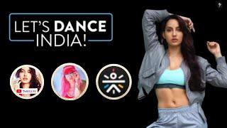 Dance Workout online on Cult.Live with Nora Fatehi 2 // حصة تدريب رقص مع نورة فتحي