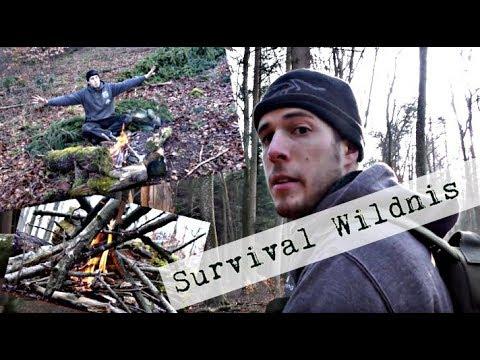 Survival Training Schweiz/S.T.O.P Taktik / was mach ich wenn ich in der Wildnis verloren gehe? (4K)