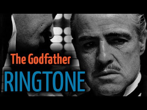 The Godfather Ringtone | iPhone Style  🎶
