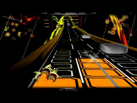 Sticks And Stones - jonsi - audiosurf