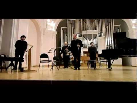 Эдисон Денисов - Пение птиц