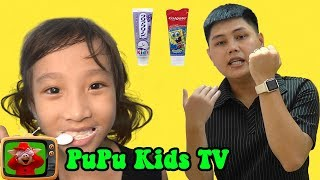 Put On Your Shoes Song #1 Wendy Pretend Play Morning Routine Brush Teeth Nursery Rhymes Kids Songs