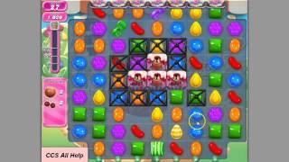 Candy Crush Saga level 743 NO BOOSTERS