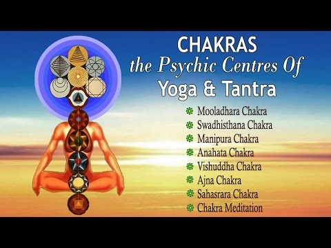 Chakra Meditation for Beginners - Balancing & Healing - Psychic Centres Of Yoga and Tantra