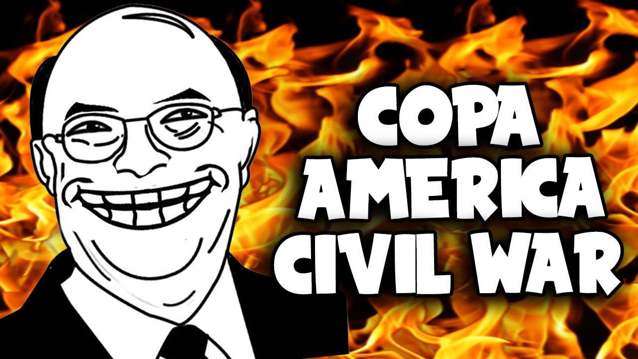 Qué esta pasando en la COPA AMERICA 2016 !!