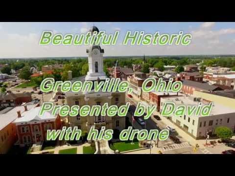 Historic Greenville, Ohio home of Annie Oakley