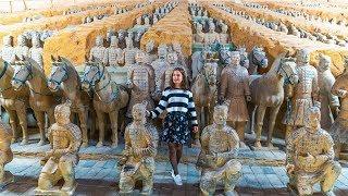 Terracotta Army - 6000 soldati din lut gasiti dupa 2 milenii