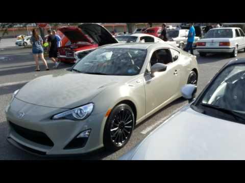 Cars & Coffee - Ocala FL - 8.6.17