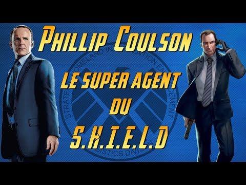 Phil Coulson - Le Super Agent du SHIELD