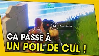 CA PASSE A CUL POIL! FORTNITE BATTLE ROYALE