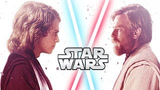 What If Obi-Wan DIDN'T Leave Anakin on Mustafar PART 2 - STAR WARS THEORY