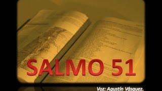 Salmo 51Tiempo de pedir perdón