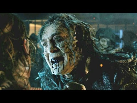 Javier Bardem Will Terrify You in First 'Pirates of the Caribbean: Dead Men Tell No Tales'