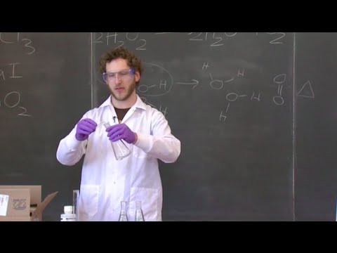 M8B MoDRN Catalysis: Catalyst Experiment