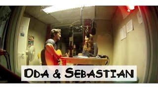 Kassiopeia im Plattenbau (Radio Lora) Juli 2014 / Oda & Sebastian