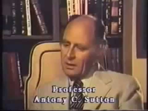 The Hidden History of Wall Street and World Wars with Antony Sutton