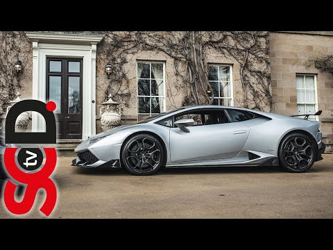 Would you lease a Lamborghini?? Our new Huracán!