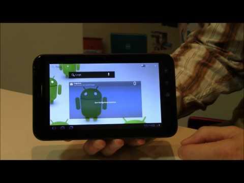 IFA 2011 - Vorstellung des Dell Streak 7 mit Android 3.2