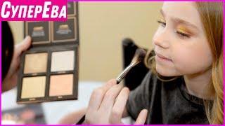 """Как стать моделью? Стрижка, укладка и макияж в студии """"Георгий Кот"""" Сочи."""