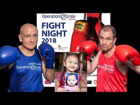 Gareth Marks vs Martin Walsh - Operation Smile Fight Night 2018 Boxing