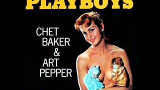 Chet Baker & Art Pepper Sextet - Minor Yours (2nd version)