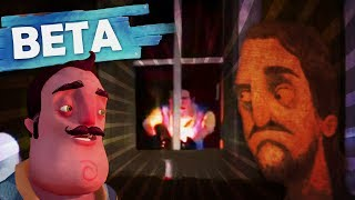 NEW HELLO NEIGHBOR BETA UPDATE!! GAMEPLAY!! (Hello Neighbor Beta / Hello Neighbour Beta Gameplay)
