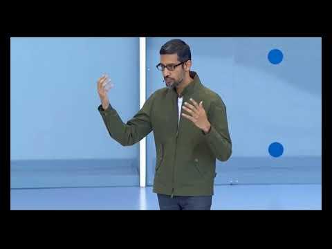Google Assistant making real call (Google Duplex)