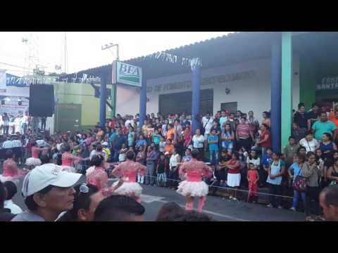 Banda Guadalupe Cárcamo, Ganador del primer festival de bandas San Vicente 2016.