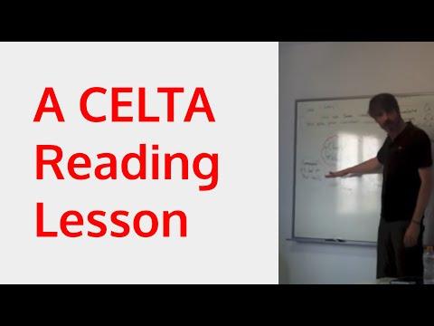 Teaching reading and Elementary lesson. São Paulo, Feb 2014