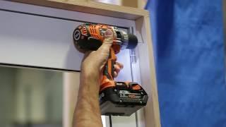 How to Install Aluminium French Doors into Brick Veneer Construction