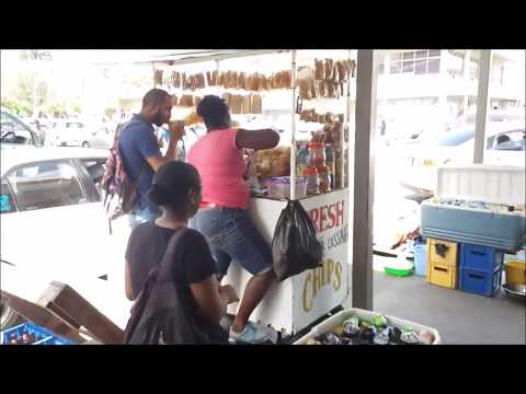 Strolling Around In Guyana #1 (Georgetown)