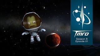 Scott Manley and Kerbal Space - 8.01