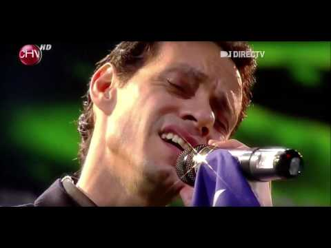 MARC ANTHONY CANTA CANCION DE JUAN GABRIEL.