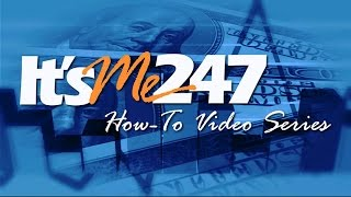 It's Me 247 Bill Pay – Scheduling a Payment