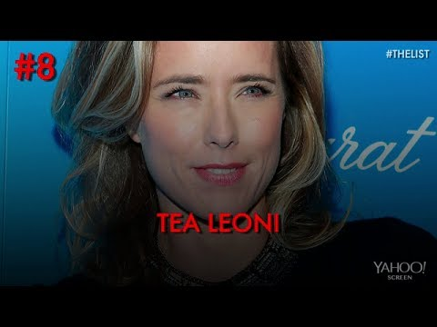 Téa Leoni  Top 10 Celebrity Golfers