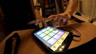 Drum pads 24 | MOCHIPET - CRACTAL FRUNK